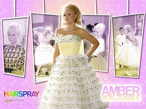 Hairspray Hintergrund titled Hairspray