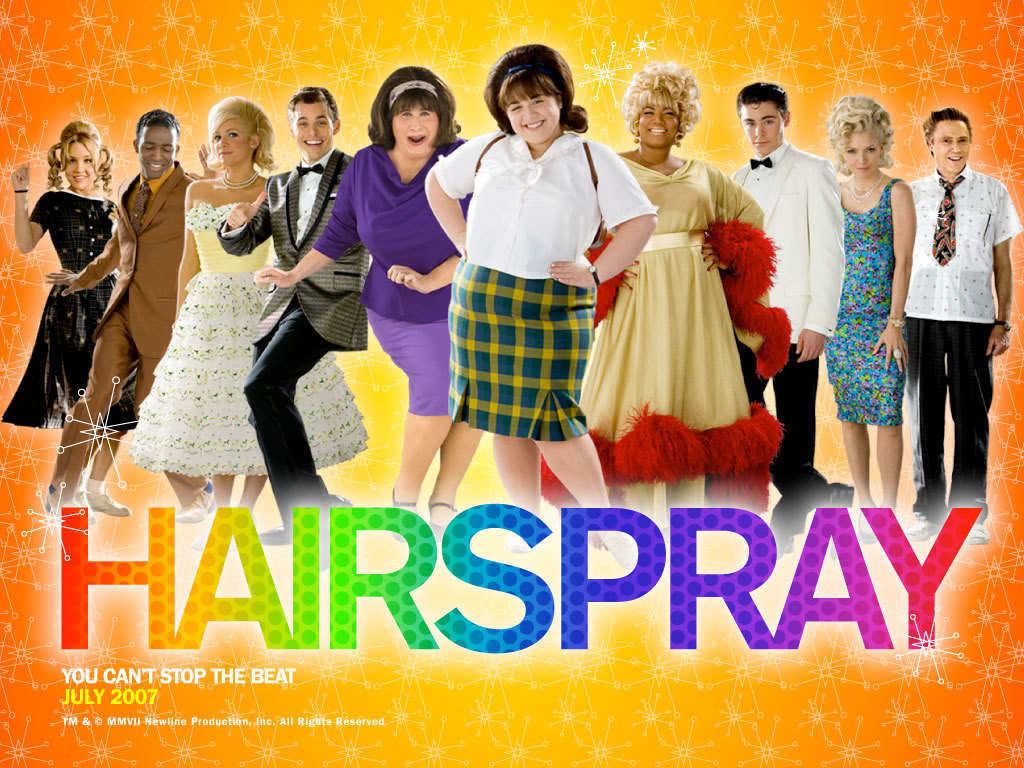o filme hairspray em busca da fama