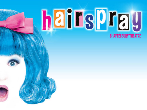 Hairspray Hintergrund entitled Hairspray