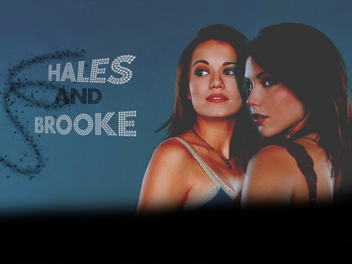 Haley and Brooke