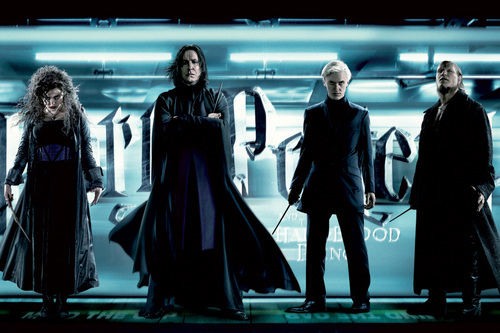 Harry Potters twisted characters
