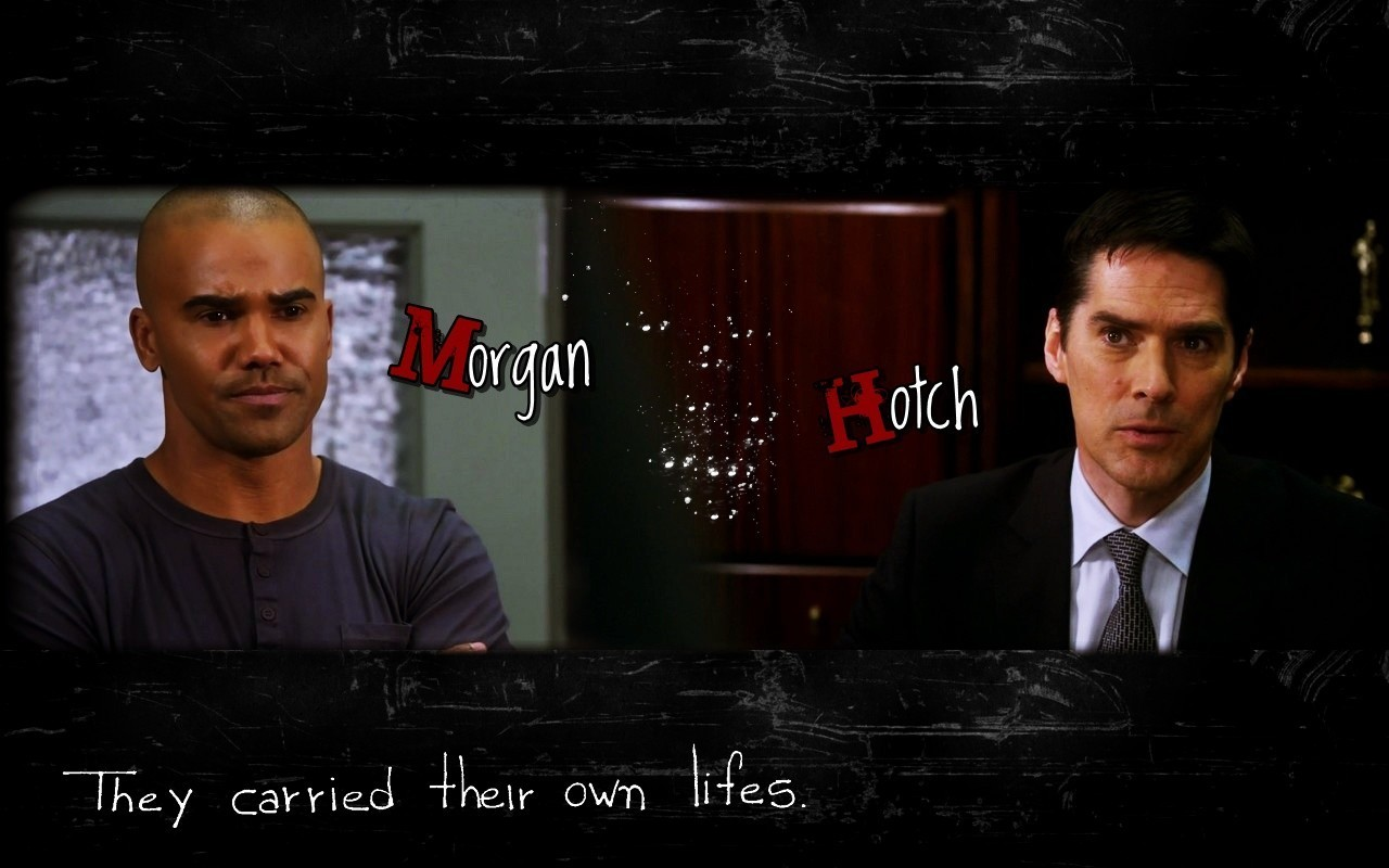 Hotch / 摩根
