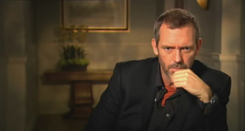 Hugh talks about Stephen Fry