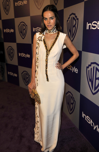 Isabel @ 2010 Golden Globes AfterParty