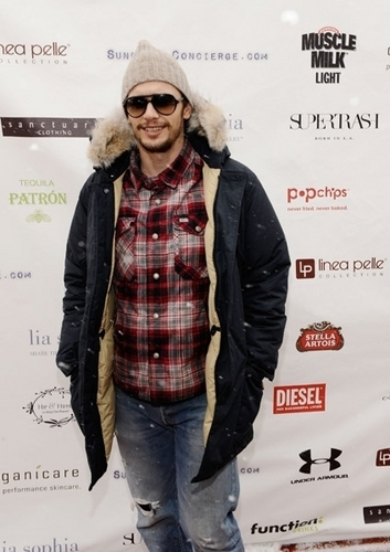 James @ Muscle Milk At Park City - Day 2