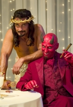 jesús & Satan