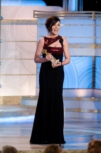 Julianna Margulies at the 2010 Golden Globes