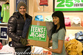 Kellan & Tinsel at Teens for Jeans