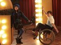 Kevin&Jenna / Artie&Tina E4 photoshoot - glee photo