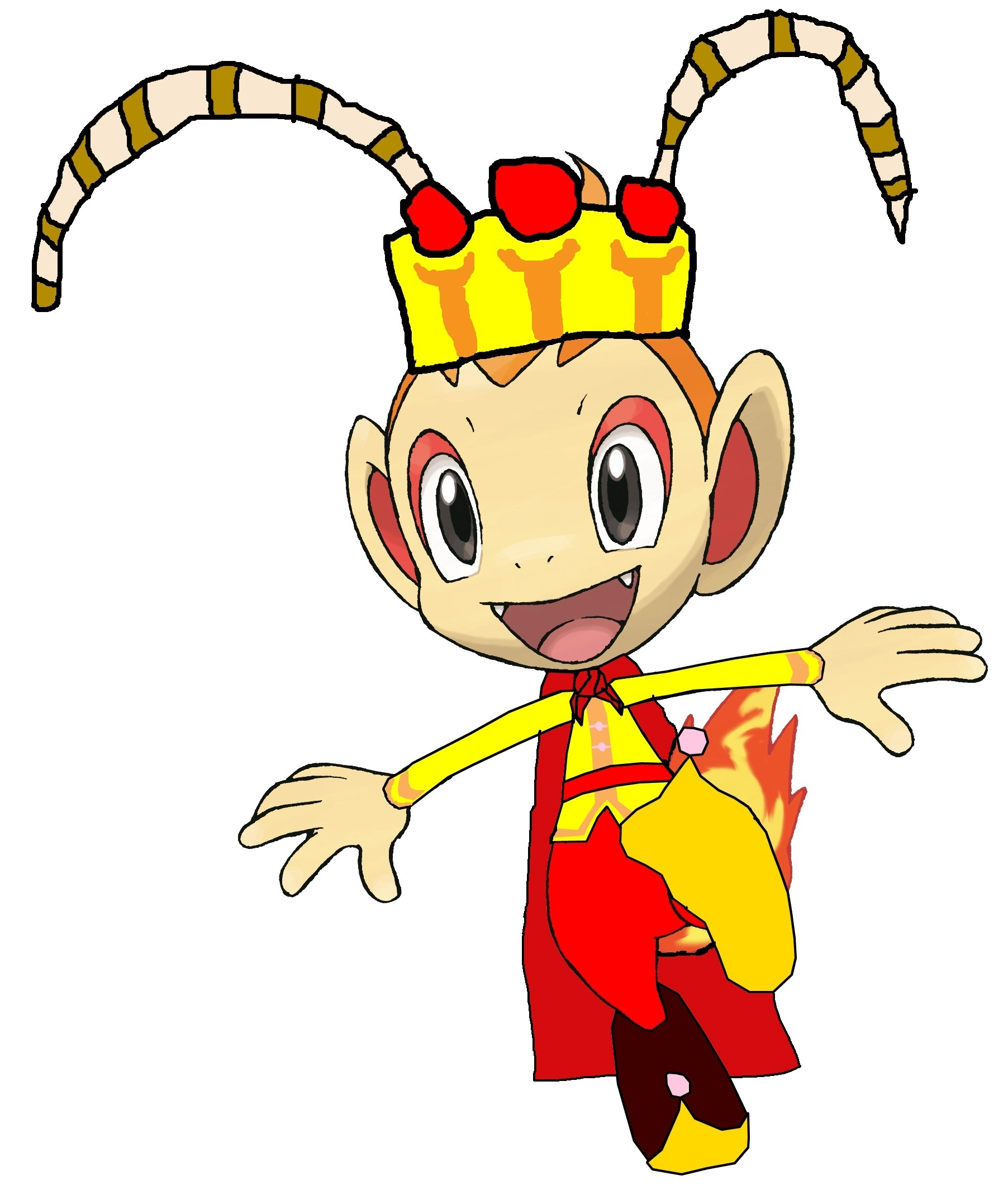King Chimchar