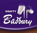 Krafty Badbury - cadbury photo