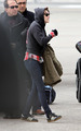 Kristen Arriving in Utah - twilight-series photo