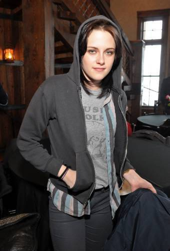 Kristen at Sundance Film Festival, January 24th (Day 2)