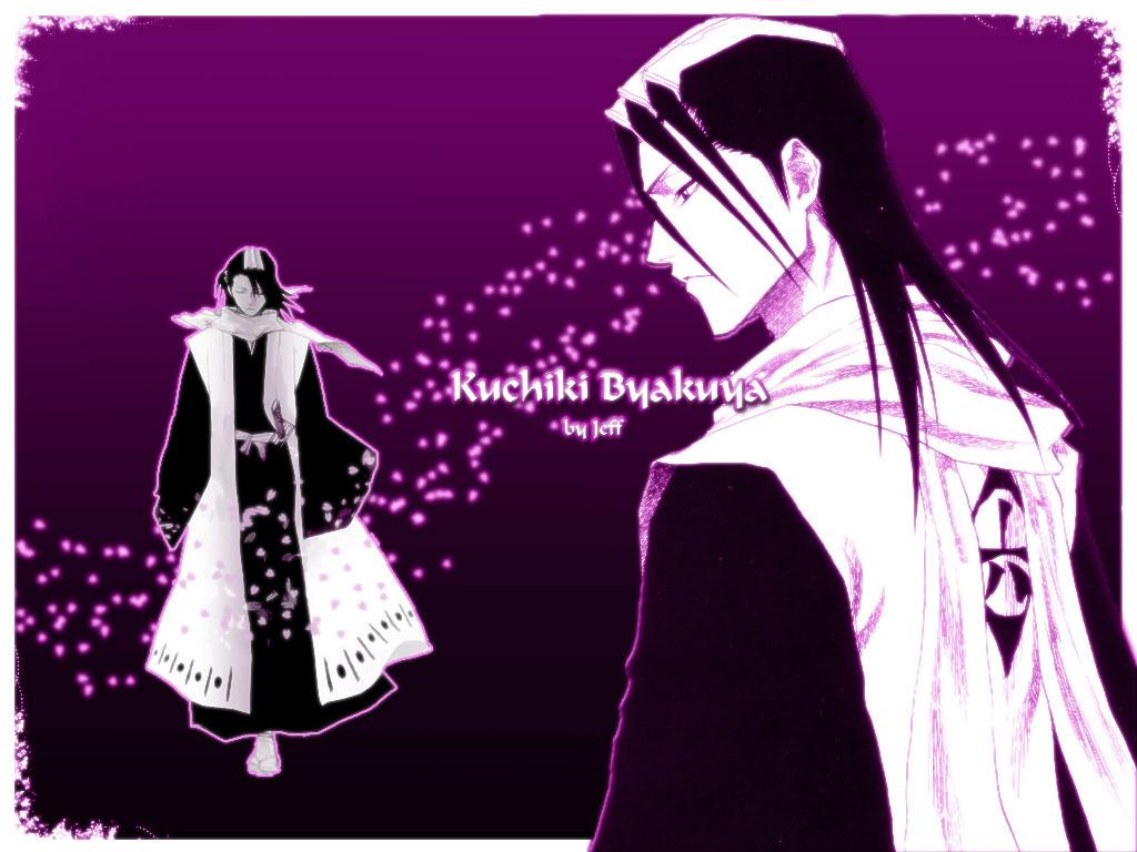 Kuchiki Byakuya hình nền