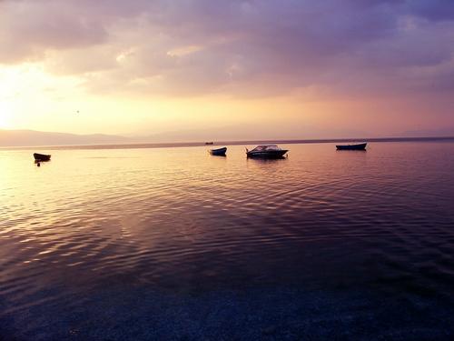Lake of Ohrid