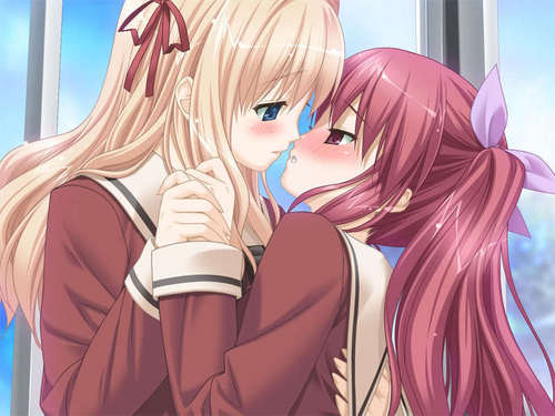 LGBT images Lesbian/Bisexual Anime Wallpaper HD wallpaper and background photos