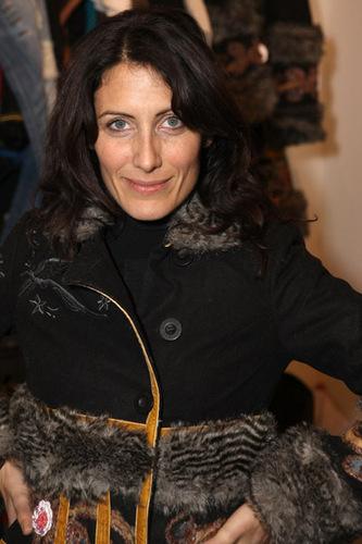 Lisa @ Sundance film festival 2010