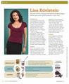 Lisa in Rachael Ray Magazine