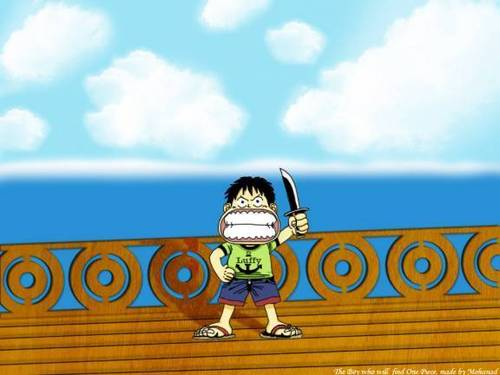 Little Luffy