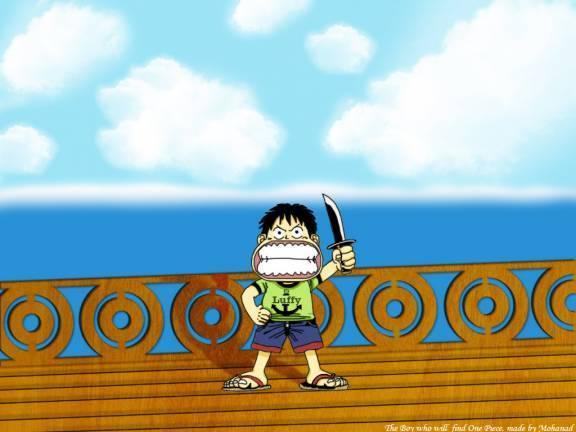 Little Luffy