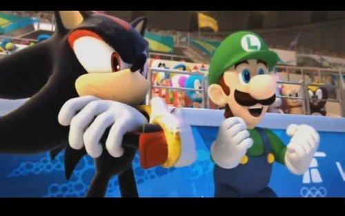 Nhím Shadow hình nền titled Luigi