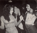 MJ and Janet - michael-and-janet-jackson photo