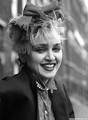 Madonna photographed by Joe Bangay in London (1983) - madonna photo