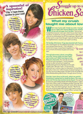 Magazine Scans > 2010 > M Magazine (March 2010)