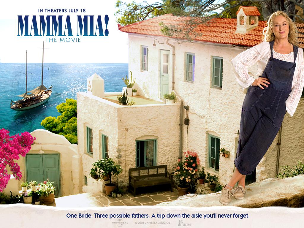 Mamma Mia! - Mamma Mia! Wallpaper (10015783) - Fanpop