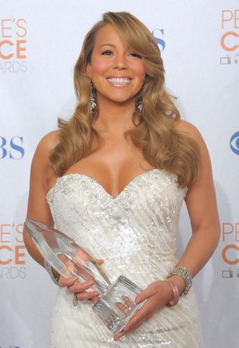 Mariah People's Choice