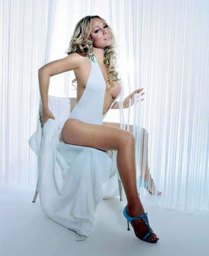 Mariah Photoshoot