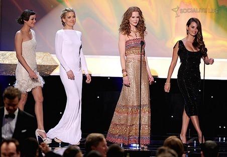 Marion Cotillard @ SAG Awards 2010