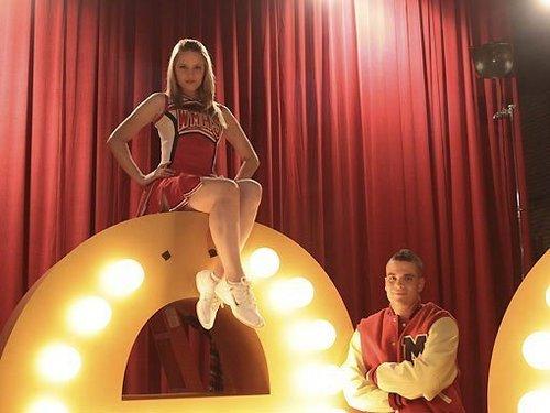 Mark&Dianna / Puck&Quinn E4 photoshoot