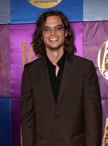 Matthew Gray Gubler @ Golden Globe