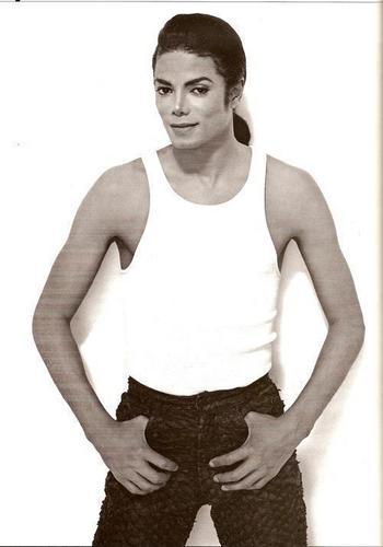 Michael Forever ...
