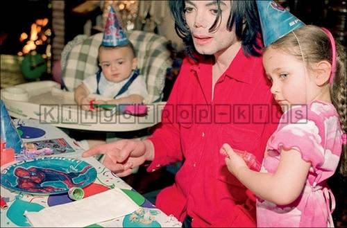 Michael's 赤ちゃん ;)