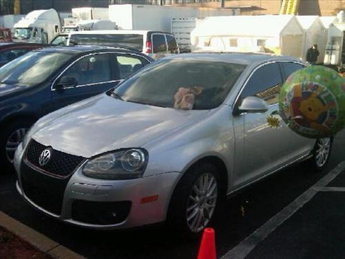 Michael's car