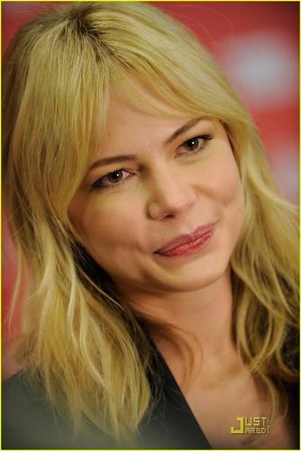 Michelle @ 2010 Sundance Film Festival