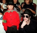 Mike And Omer   - michael-jackson photo