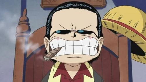 Mob Boss Luffy