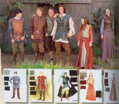 映画 > The Chronicles of Narnia - Prince Caspian (2008) > Official Movie Companion Book Scans