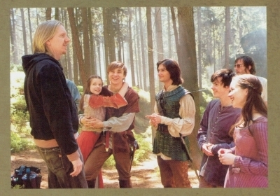Movies > The Chronicles of Narnia - Prince Caspian (2008) > Official Movie Companion Book Scans