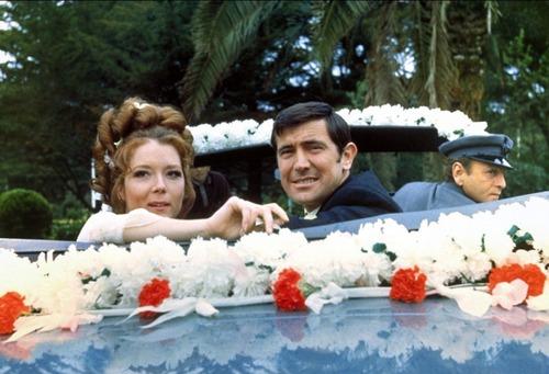 Mr. & Mrs. James Bond