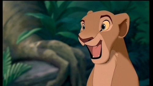 Disney Females wolpeyper called Nala