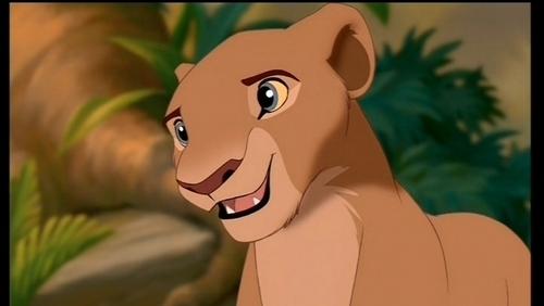 Disney Females wolpeyper titled Nala