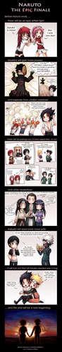 Наруто The Epic Finale Comic!!!