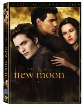 New Moon 3 Disc Deluxe Edition DVD