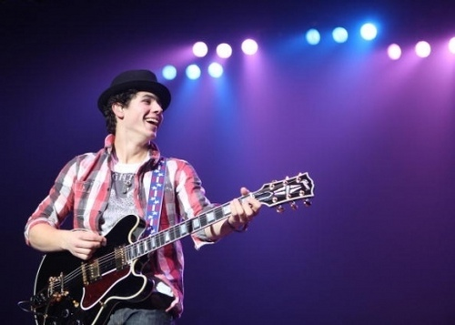 Nick Jonas & The Administration Tour. Milwaukee. 20.01.10