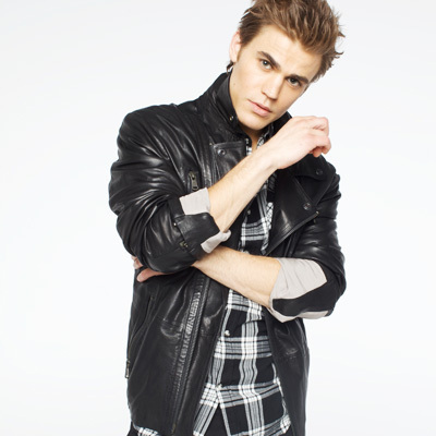 Paul Wesley wallpaper called Nylon