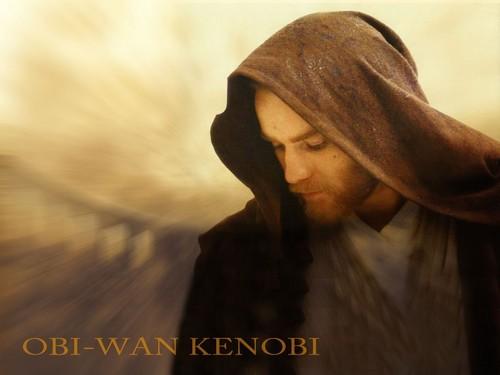 Obi-Wan Kenobi fondo de pantalla